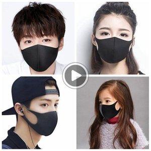 En Stock suave Comfortale Den Fa Máscara er rear máscaras de protección Fa fresco unisex Máscaras verano Esponja Clot Fa Laura