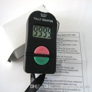 Ручной электронный цифровой Tally счетчик Clicker безопасности Спортивный зал школы ADD / SUBTRACT MODEL 1200 штук до