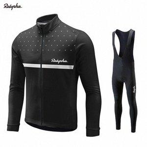 Ralvpha Maillot cyclisme 2019 Printemps / Automne Cyclisme Vêtements Ropa Ciclismo respirante Hommes Maillots PRO TEAM FORMATION JERSEY hQCz # de
