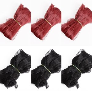 1 point 2 points 3 points gauze polyester gift hairpin Home Textile accessories ribbon clothing home textile accessories ribbon mlj4B