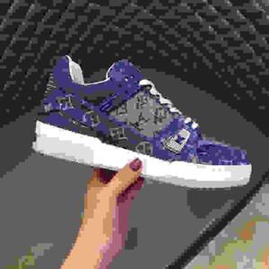 Paris Crystal Bottom Triple-S Leisure Shoes Dad Shoes Platform Triple S Sneakers for Men Women Vintage Kanye Old Grandpa Trainer rd200815