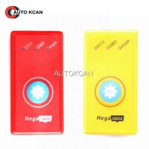 Plus récent Mega obd2 Chip Tuning Box mieux que NitroOBD2 pour Benzine / Diesel Car Chip Tuning Box fiche avec le bouton de réinitialisation