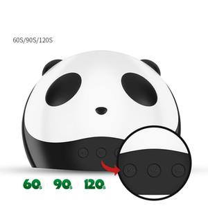 36W UV-LED-Lampe-Nagel-Trockner Panda Doppel Hände Nagel-Lampe für Curing UV-Gel-Polnisches mit Sensor Timer LCD Display RRA3621