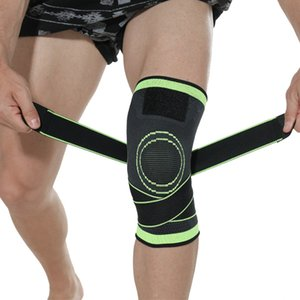 Cicodaa Knee Brace Keep Warm Колено поддержки Спорт безопасности с регулируемыми ремнями для облегчения боли