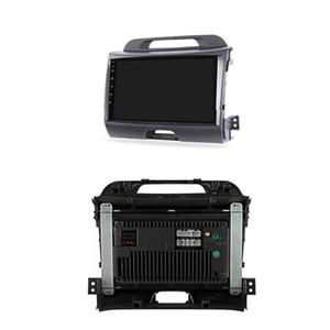 Car MP4 Player 9 pulgadas Android 8.1 Reproductor multimedia para coches Kia para Lion 2010-2020 Vídeo Audio ayuda del GPS