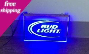 B -08 Bud Light Led Neon Light Войти Decor Бесплатная доставка Dropshipping Оптовая 7 цветов на выбор