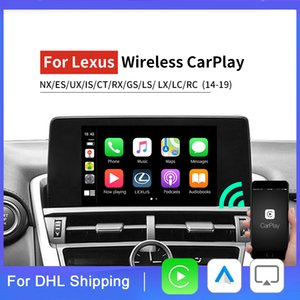 car Wireless CarPlay for 2014-2020 Lexus NX ES US iS CT RX GS LS LX LC RC Mirrorlink Airplay CarPlay & Android Auto