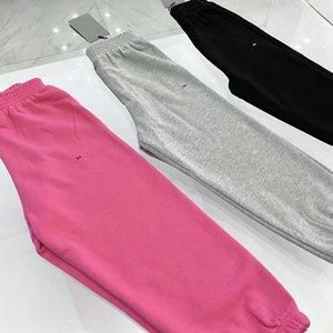 아동 의류 바지 패션 발목 길이의 긴 바지 소년 소녀 편지 인쇄 바지 아동 아기 캐주얼 느슨한 바지 스포츠 스타일의 바지