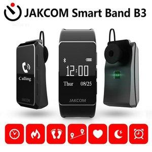 medya düğmesi elmas seçici giyilebilir teknoloji gibi Akıllı Cihazlar içinde JAKCOM B3 Akıllı İzle Sıcak Satış