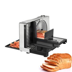 11 ~ 24 Бытовой Meat Slicer резка Полуавтоматическая ручная Замороженный хлеб Lamb говядина Растительного Электрический Slicer