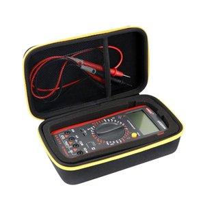 Multímetro Estuche para Fluke F115C / F116C / F117C / FLUKE15B + + FLUKE17B FLUKE18B + a prueba de golpes a prueba de agua caja Rígida / / almacenamiento EVA