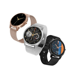 2020 Nouvelle montre intelligente Mode Femmes Smartwatch Hommes Casual Hommes Sport Fitness Bracelet Band pour Android Apple Xiaomi Honor