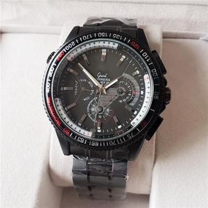 Top-Marke für Männer Uhrmens Designer-Uhren TAG Luxus automatische mechanische Uhr-Sportledermilitäruhr Herren-Quadrat wat