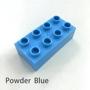 Figuras 8pcs suportados Brinquedos Big Com Educacional Grosso Brands Diy Bricks 2x4dot crianças criativas Blocos Para Tamanho Edifício bbyPrL mjhome