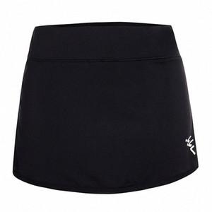 Женщины Короткая юбка с леггинсами с карманом Бег Теннис Гольф тренировки Спортивные шорты юбка Производительность Активный короткие юбки tx85 #