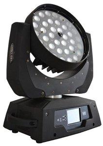 36pcs * 10w Led Yakınlaştırma Moving Head Yıkama Işık ile Dokunmatik Ekran