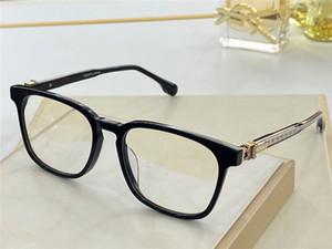 Yeni bir retro tasarım CRH 8126 gözlük reçete kedi gözü Tam kare kare klasik tarzda şeffaf lens şeffaf gözlük