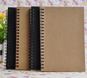 Kraft Paper Notepad Office Supplies High Quality Creative Sketchbook Graffiti Notepads Blank Notebook Hot Sell