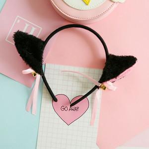 Gece Tingxiang seksi underw aksesuarlar Saç bandı küpe İç Earrings jingle kedi saç bandı kulak aksesuarları saç tokası gece par saç tokası