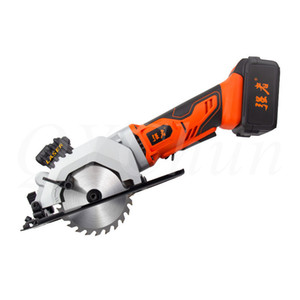 Woodworking small chainsaw household mini saw portable rechargeable electric circular saw disc saw lithium cutting machine tool