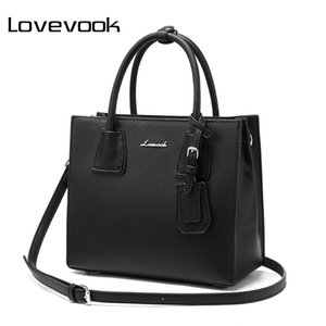 LOVEVOOK Handbag Women Shoulder Messenger Bag Female Office Tote Crossbody Bags for Women 2020 Purses and Handbags School Travel
