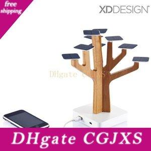 % 100 Orijinal Xddesign Güneş Suntree Ev Dekorasyon ile Şarj için Mp3 / Mp4 Player Cep Telefonu, Güneş Suntree Güç Bankası Şarj