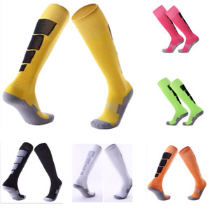Hot Men Socks Sport Soccer Jersey Cotton Socks Male Spring Summer Running Cool Soild Mesh Socks One size Sock For Adult HH9-3241
