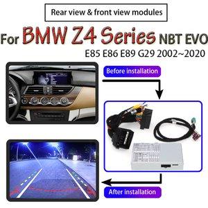 Para Z4 E85 E86 E89 G29 2006 ~ 2020 Pantalla CIC NBT EVO System Interface Adaptador de coche Actualiza la cámara de visión trasera del decodificador