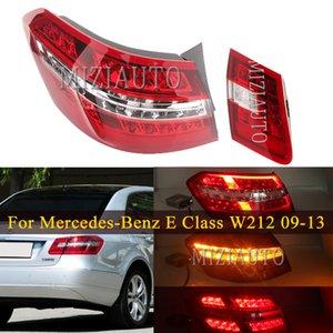 Led Rear Tail Light For Mercedes Benz E Class W212 2009 2013 Sedan Bumper Brake Stop Turn signal Warning Lamp