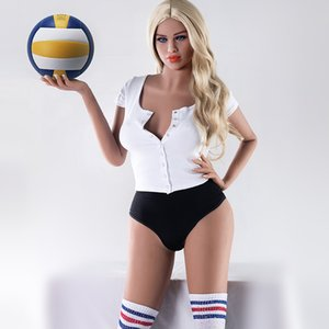 165 centímetros japonesa Adulto Oral Love Doll Anal real Sex Doll Full Body Size Silicone Sex Doll com Metal Skeleton