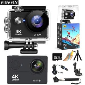 "FIREFLY WIFI Action Camera Ultra HD 4K 30fps 16MP 2.0"" 170D 30m Underwater Waterproof Helmet Video Recording Cameras Sport Cam"