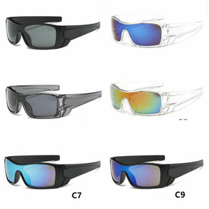 Epacket Delivery Many Colors SUNGLASS New Men's Women's Sunglasses Outdoor Sports Eyewear Goggles Sun Glass 10pcs lot.