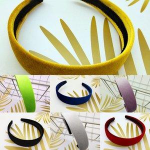 Creativo New coreano velluto semplice tutto-fiammifero fascia online RED headdress nuova fascia copricapo lUgD4