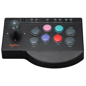 PXN 0082 Arcade Gaming Joystick Game Controller Gamepad-Support PC PS3 PS4 Xbox ein USB Wired Gamepad für PC