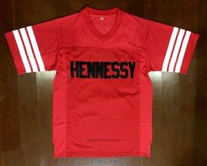 Корабль от нас #Prodigy # 95 Hennessy Queens Bridge Movie Футбол Джерси Красный Сшитый Размер S-3XL Высокое Качество