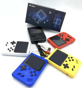 Handportable Videospielkonsole Can Speicher 400 Spiele Retro 8-Bit-Mini Game-Spieler Spielfeld AV Gameboy Color LCD-Kind-Geschenk-PK SUP PXP3