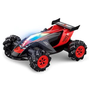 4WD Off-road RC Car Toy 1 10 Stunt Tire Drift 360 Degree Spin Racing Vehicle Gift @LS