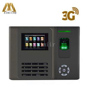 Contrôle d'accès Avec la 3G, ADMS temps de présence d'empreintes digitales WIFI Time Recorder Access Controller porte XM210
