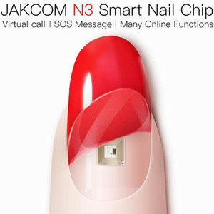 JAKCOM N3 Smart Nail Chip new patented product of Other Electronics as vhs cassette glitter manicure polygel