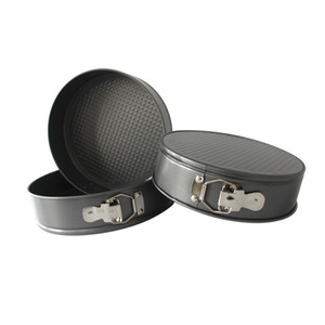 NEW Cake Pan 12 14 16 18 20 22 CM Non-Stick Leakproof Round Cake Pan with Removable Bottom Baking Moulds Kitchen Accessories