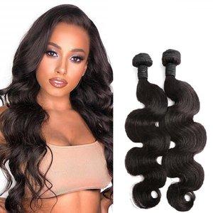 Indian Hair Virgin Human Hair Weaves 10