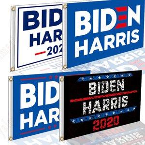 Biden Harris 2020 Flag Usults Fournitures de campagne Flag Biden pour la Bannière électorale de la PresidéeBiden 150 * 90 cm Drapeau