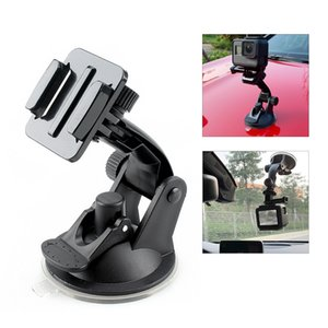 for Go Pro 8 Accessories 7cm Car Mount Windshield Suction Cup for Gopro Hero 8 7 6 5 4 for SJCAM Xiaomi Yi