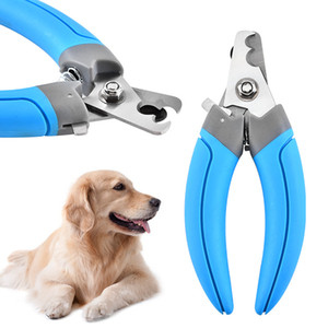 Professional Pet Nagelknipser Katzen Hunde Nail Paw Edelstahl Grooming Scheren Clippers Schneider Trimmer Sharp Pet Supplies Toe VT1572