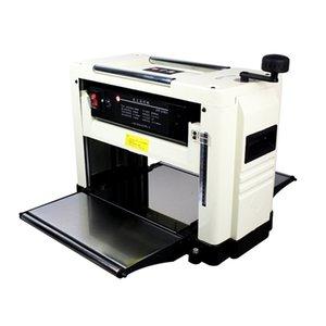 New arrival 2020 Desktop Woodworking Planing Machine Press Planer Multi-purpose Single Surface Light Machinery Thicknesser Planer