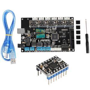 Printer pilha 3D Parts Acessórios Mainboard 3D PCB Printer Estável Controlador Board Oficial placa-mãe para TriGorilla Integrar Hardwa ...