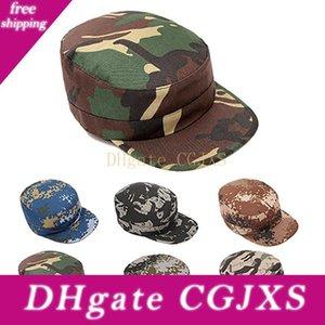 Ayarlanabilir Arka Kapatma 77 Klasik Çatılı Cap Düz Üst Desenli Güneşlik Toz geçirmez Egzersiz Şapka Şapkalar Doğa Sporları Giyim