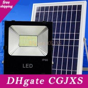 Solarflutlicht 100w 50w 30w 20w 10w 80 -90lm / W Power Cell Verkleidungs-Gebühren-Batterie im Freien wasserdichten Flutlicht Industrieleuchten aus China