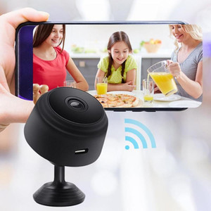 Wireless Wifi A9 Network Camera Matte Plastic Night Aerial Photography Sport DV Wide-Angle Shooting Camera
