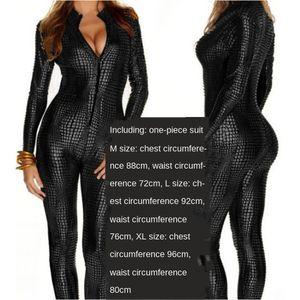 iUhiP Yeni DS gece kulübü sahne kıyafeti tek parça kostüm Yeni çubuğu DS Bar giyim giyim gece kulübü sahne kıyafeti yaldızlı yılan yılan derisi yaldızlı
